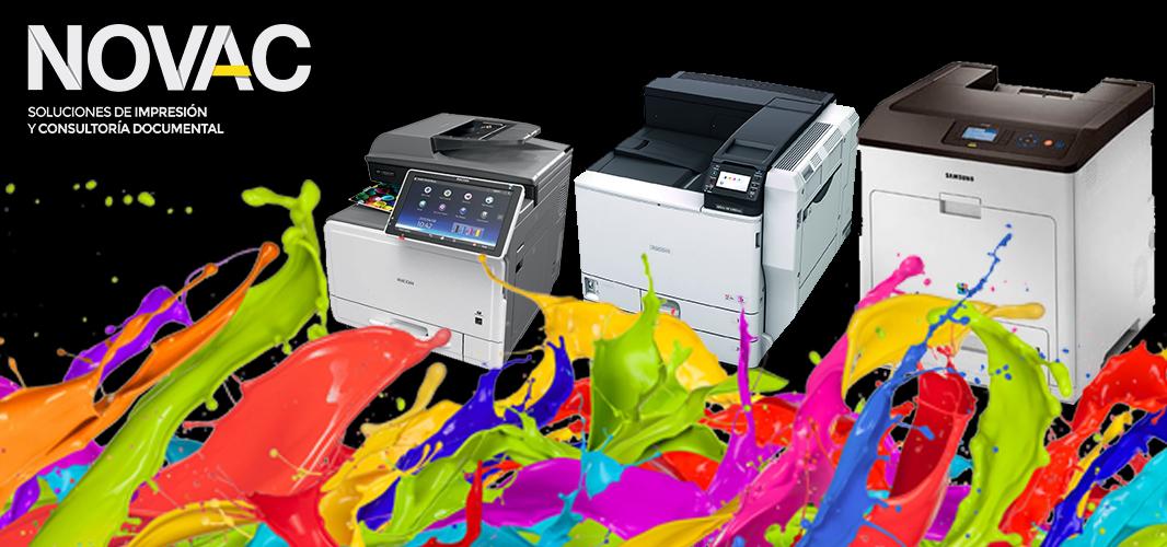 Impresoras Novac